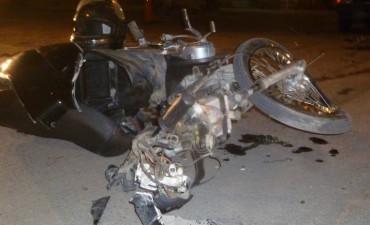 Falleció un motociclista accidentado en Rincón