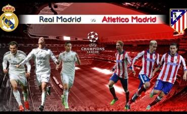 El clásico de Madrid en el Bernabeu comienza a definir al primer finalista
