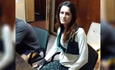 Apareció Erica, la madre de dos pequeños que estuvo desaparecida desde el jueves