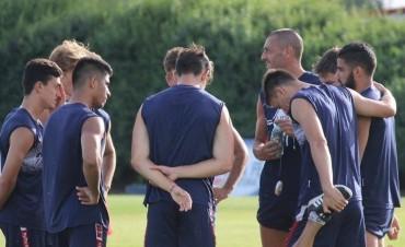 Unión: Marini paró su primer equipo pensando en Atlético Rafaela