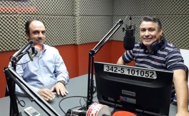 El intendente José Corral estuvo en La Mañana Menos Pensada