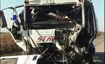 Accidente fatal: falleció un camionero en Circunvalación