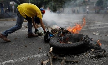 Venezuela: un joven fue asesinado de un tiro en la cabeza y ya suman 34 los muertos