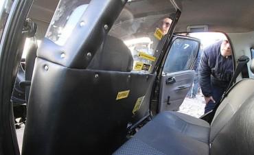 Taxis y remises podrán instalar mamparas de seguridad