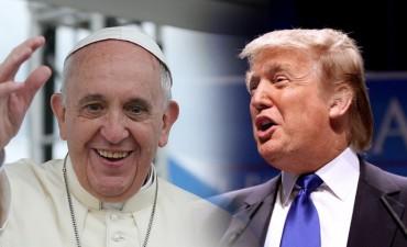 En su primer viaje oficial, Trump visitará al Papa Francisco