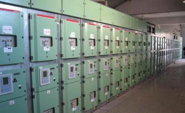 Quedó inaugurado el centro de distribución de energía