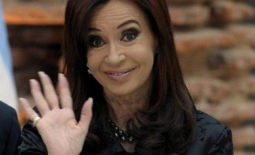 Autorizaron el viaje de Cristina a Europa tras el pago de la caución