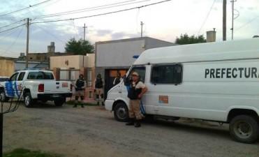 Recapturaron a un evadido de la cárcel de Las Flores, después de robar en María Selva