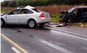 Fatal accidente en Entre Ríos dejó cinco muertos: tres menores eran de Santa Fe