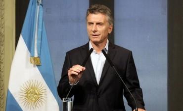 Macri inicia su gira por Oriente
