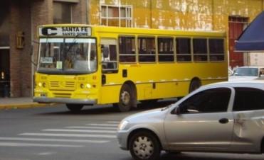 Santo Tomé: por los hechos delictivos la Línea C no entra más a barrio el Zazpe