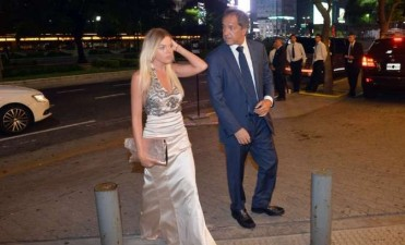 Daniel Scioli y Gisela Berger: embarazo, acusaciones y escándalo