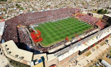 Clásico: 32.210 personas podrán entrar al estadio de Colón