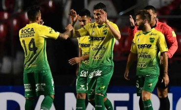 Histórico: Defensa y Justicia eliminó a Sao Paulo y avanzó en la Copa Sudamericana