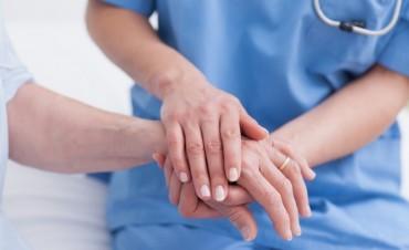 Las enfermeras celebran su día