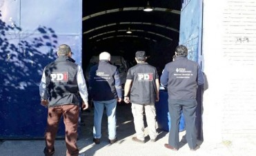 Secuestraron autopartes valuadas en más de un millón de pesos