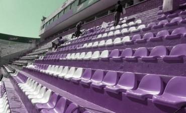 Proponen que haya butacas en las tribunas de los clubes santafesinos