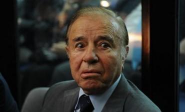 Elecciones 2017: Ménem confirmó que será candidato