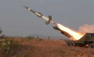 Corea del norte lanzó otro misil