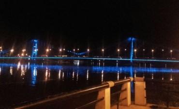 El Puente Colgante será el protagonista en los festejos por el 25 de Mayo