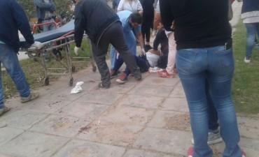 Chaco: una chica de 14 años fue apuñalada por una compañera de colegio
