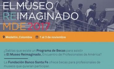 La Fundación Banco Santa Fe becará a profesionales de museos para participar de un encuentro internacional en Medellín