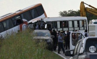 Monticas: arranca la pericia accidentológica