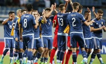 Argentina, eliminada en la primera ronda del Mundial Sub 20
