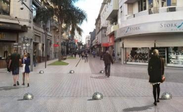 Los frentistas le piden al Concejo por la renovación de la peatonal