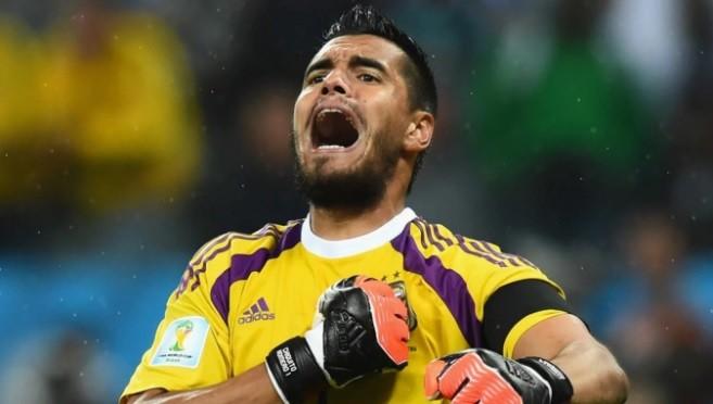 Romero se queda sin Mundial