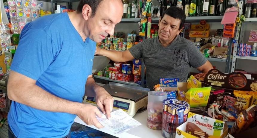 Tarifas: Suma adhesiones la decisión de eliminar la Cuota de Alumbrado Público