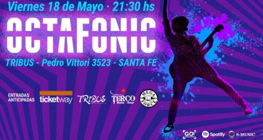 Octafonic en Santa Fe