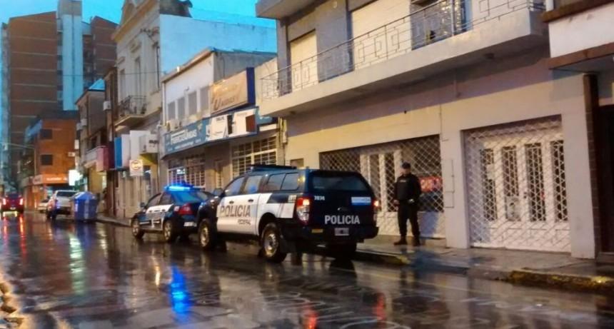 La Policía Federal realiza múltiples allanamientos en Paraná