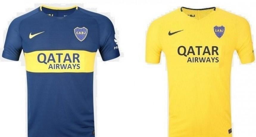 Qatar Airways, sponsor de Boca