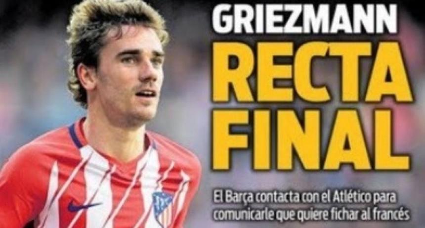 ¿Griezmann al Barcelona?