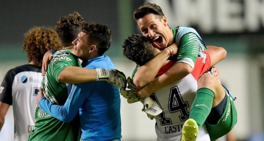San Lorenzo avanza en la Copa Sudamericana
