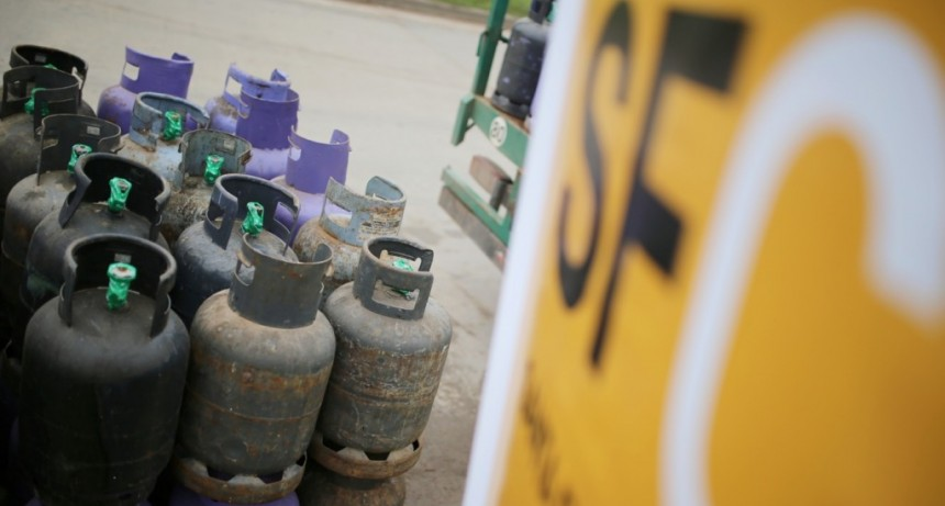 Las garrafas de gas a precio diferencial ya se pueden conseguir en 20 puntos de venta