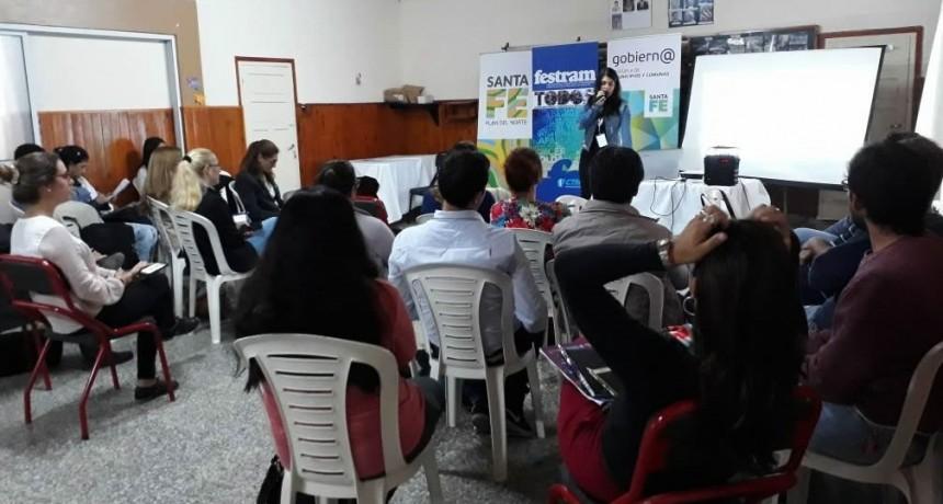 El Centro Único de Contacto capacitó sobre Gestión de Cercanía a personal municipal y comunal