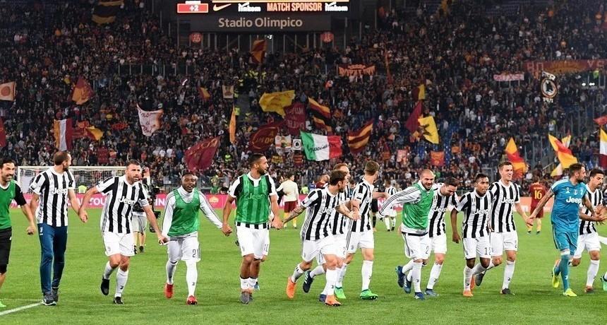 Juventus logró su campeonato por séptima vez consecutiva