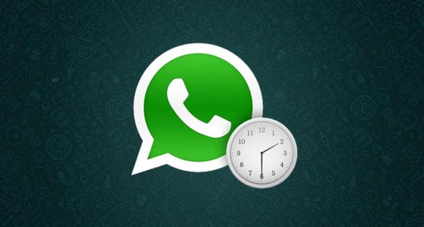 Cómo programar un mensaje de WhatsApp
