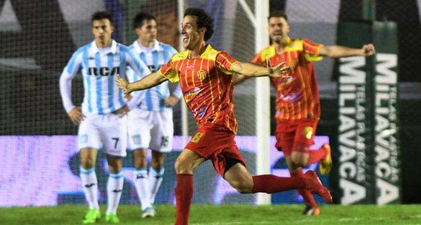 Sarmiento de Resistencia eliminó a Racing de la Copa Argentina