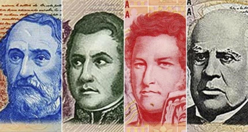 La desopilante despedida de los próceres al billete de 2 pesos