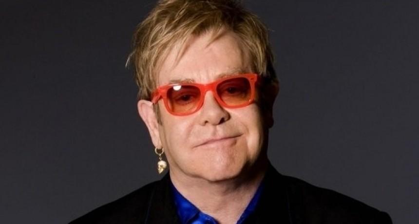 Elton John cantará en la boda del Príncipe Harry y Meghan Markle