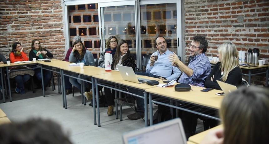 Jorge Melguizo brindó una conferencia sobre Derechos Culturales