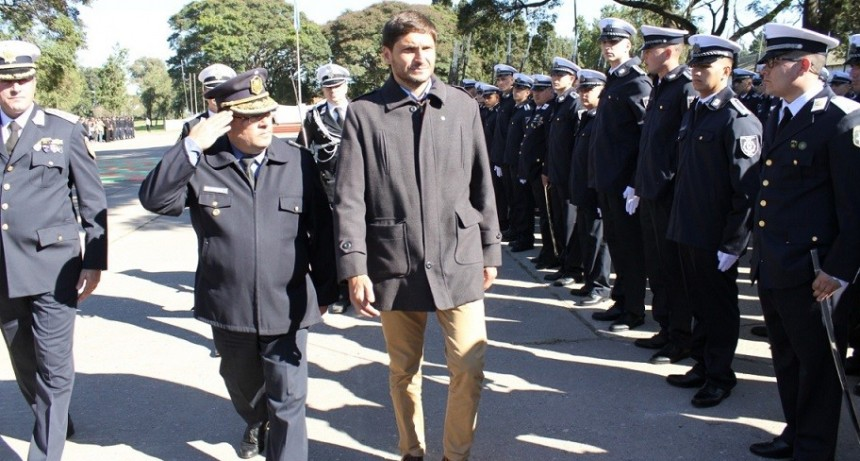 El Instituto de Seguridad Pública inauguró sus renovadas instalaciones