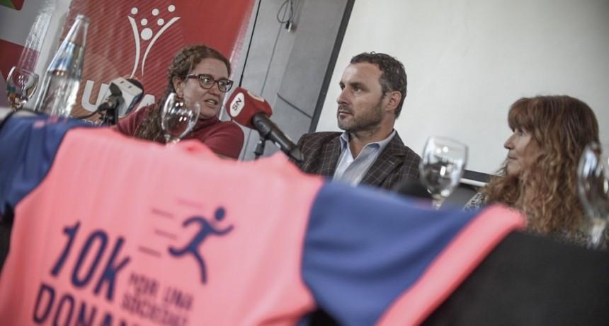 Este domingo se corre en la ciudad la Maratón CUDAIO 2018