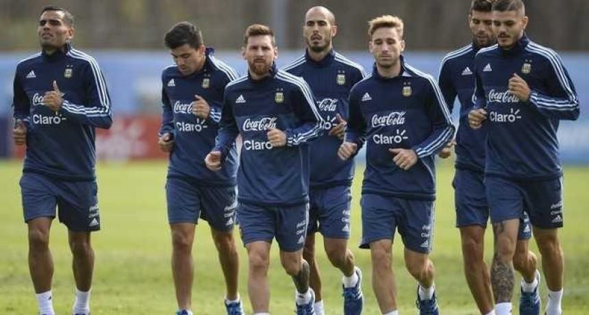 Se conoció el slogan que motivará a la selección argentina en Rusia 2018