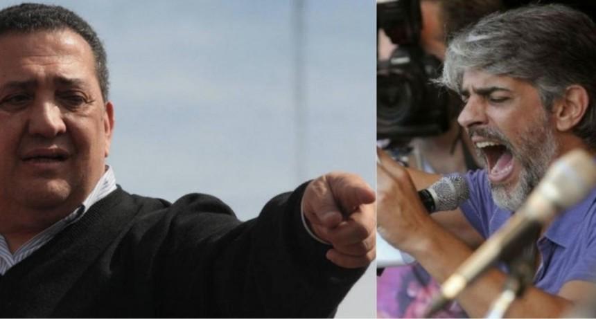 Luis D'Elia postuló a Pablo Echarri como candidato K a jefe de Gobierno porteño