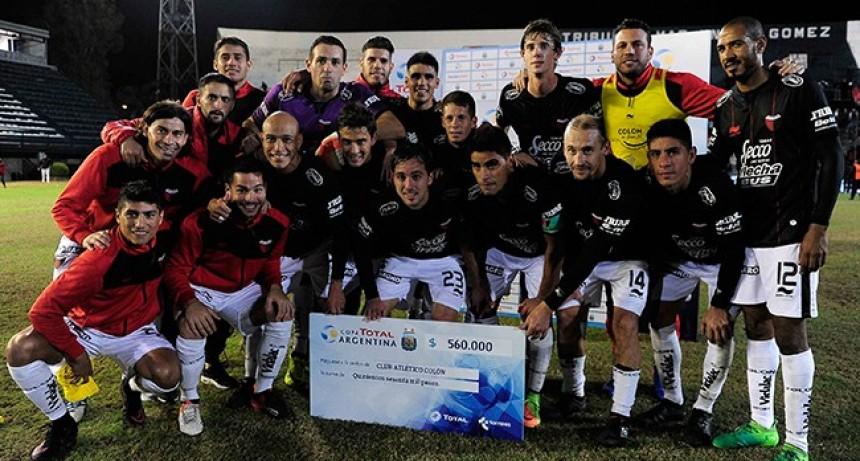 El partido de Colón por Copa Argentina se jugaría el 14 de julio en la cancha de Newell's