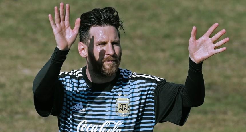 Argentina se despide frente a Haití